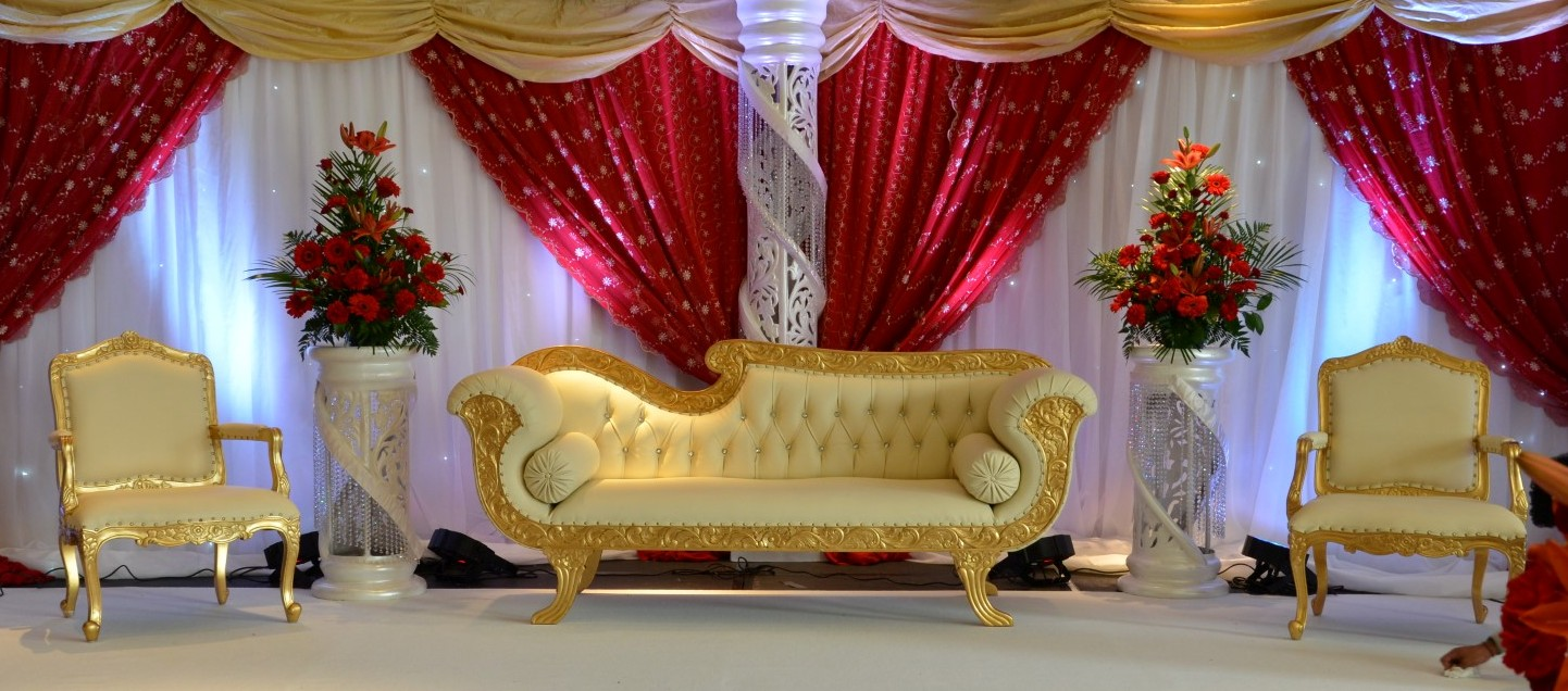 Banner taj wedding services for J furniture dagenham
