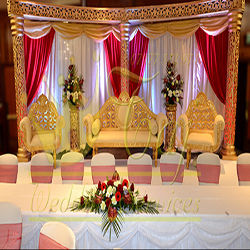 Asian wedding decor leicester — 2