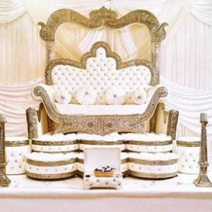 Moroccan Wedding Throne