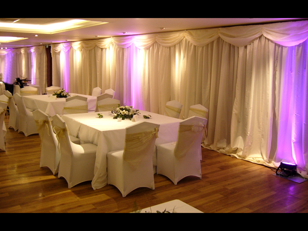 reception decoration receptions ideas wedding for drapes draping decor fabulous