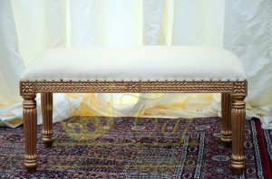 25. b. Gold stool (long)