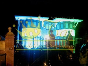 Coloured-Flood-Lights-and-Projection-Lights-Event-Lighting-Outdoor-Hire