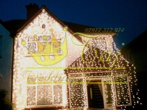Indian-Wedding-Outdoor-House-Lights-Hire-Southall