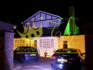 Wedding-House-Lights-Kent-Wall-Wash